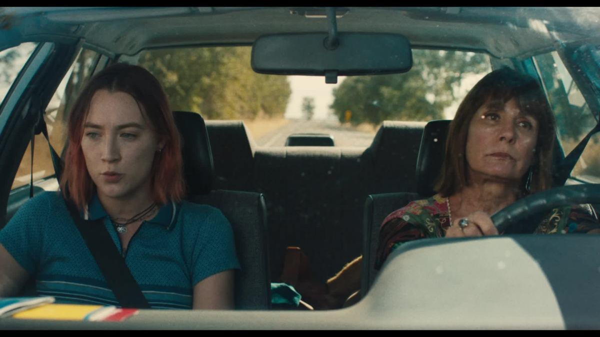 "My ""Lady Bird"" Film Review"